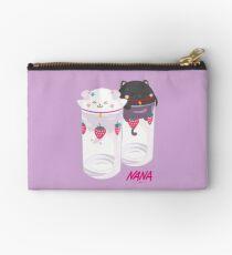 Nana & Hachi - Strawberry glasses Studio Pouch