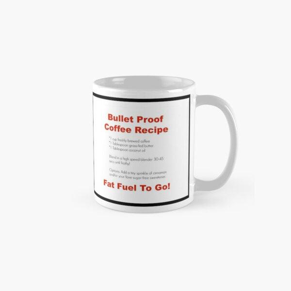Bullet Proof Coffee (BPC) - it's a keto thing Classic Mug