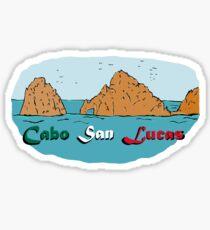 Cabo San Lucas Sticker