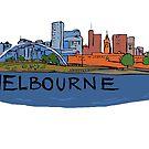 Melbourne by Logan81