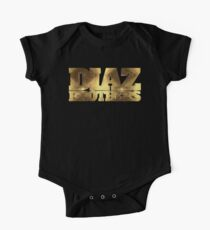 Diaz Brothers 209 Gold UFC One Piece - Short Sleeve