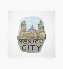 Mexico City Scarf