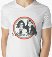 Modern Talking  Men's V-Neck T-Shirt