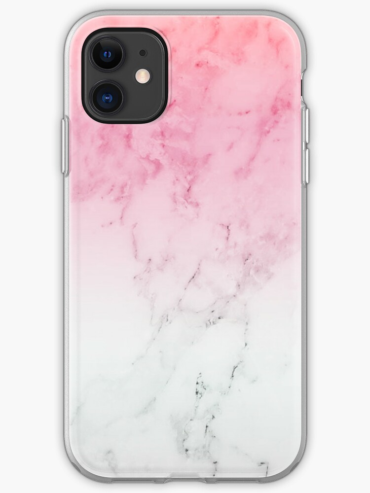 Asthetische Marmor Wallpaper Design Iphone Hulle Cover Von Warddt Redbubble