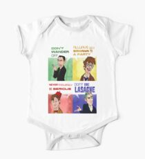 The Doctor's Rules Kids Clothes