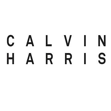 CALVIN HARRIS by ScarDesigner