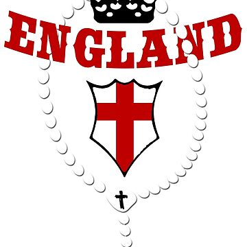 England - Coat of Arms - Football - Soccer - Kingdom by lemmy666
