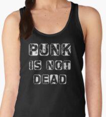 Punk is not Dead Women's Tank Top