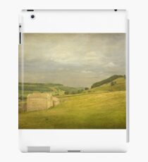 Rural England iPad-Hülle & Klebefolie