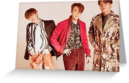 Super junior lo siento greeting cards by kpopemporium redbubble super junior lo siento by kpopemporium m4hsunfo