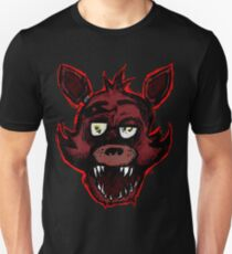 FNAF - Sketchy Foxy the Pirate T-Shirt