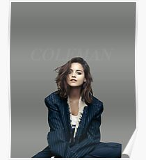 Jenna Coleman Poster