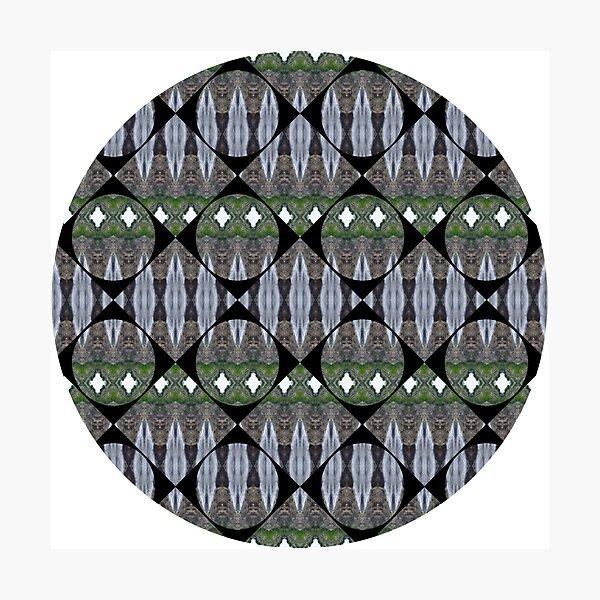 Schema, chart, proportion, adequacy, symmetry, fashionable, trendy, stylish Photographic Print