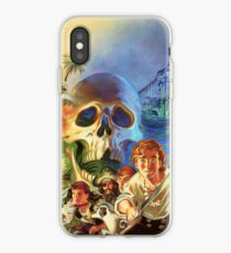The Secret of Monkey Island 1 (High Contrast) iPhone Case