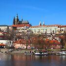 View at Prague Castle by karina5