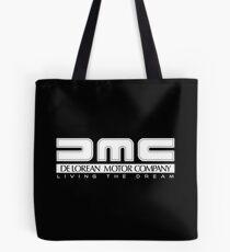 DeLorean Motor Company - White Clean Tote Bag
