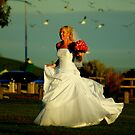 Sunset Bride. by Kathryn Potempski