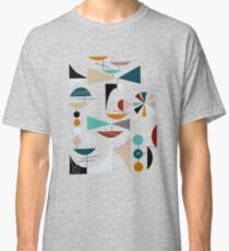 Mid Century Atomic Design  Classic T-Shirt