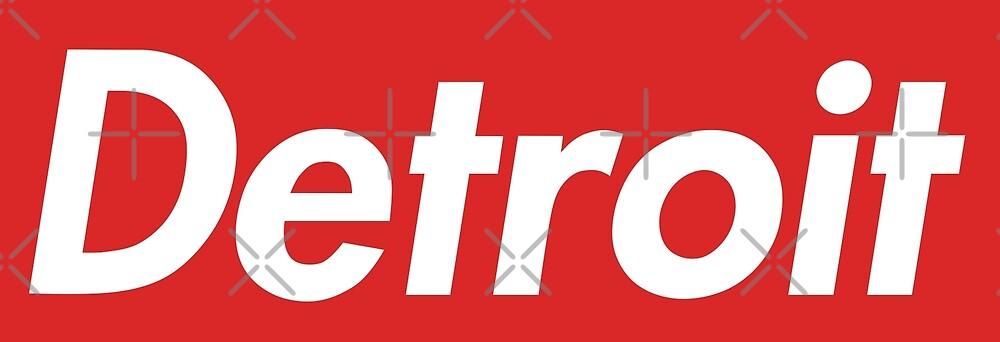 Detroit Supreme by thedline