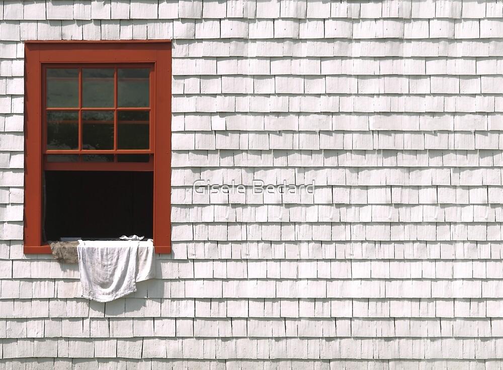 Washing day by Gisele Bedard