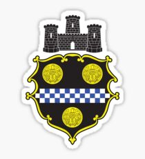 Seal of Pittsburgh Sticker
