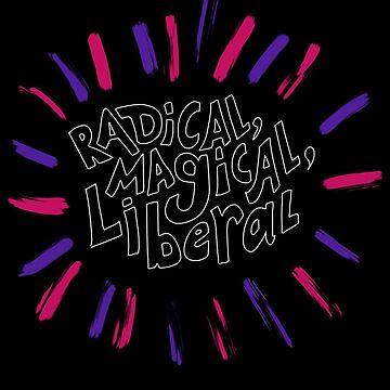 Arte liberal mágico radical de brendoodle