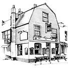 Pubs in Black & White by quigonjim