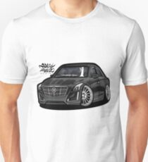 Cadillac CST (Beautifully Ruined) Unisex T-Shirt