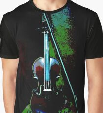Psychedelic Music Graphic T-Shirt