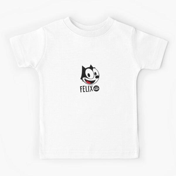 FELIX EL GATO PEGATINA Camiseta para niños