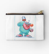 Killer Clowns From Outer Space Art Studio Pouch