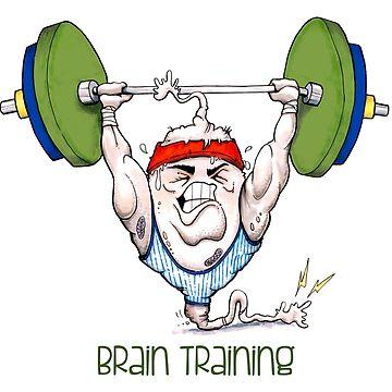 Brain Training part 3 by DrawnToTheSea