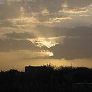 Golden Sunrise over Malta by Rosalie M