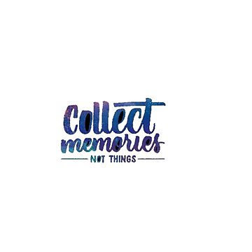 Collect memorie by kosvius