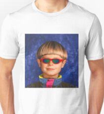 Alien boy Unisex T-Shirt