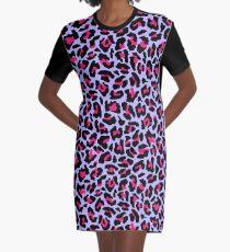 Neonpard Graphic T-Shirt Dress