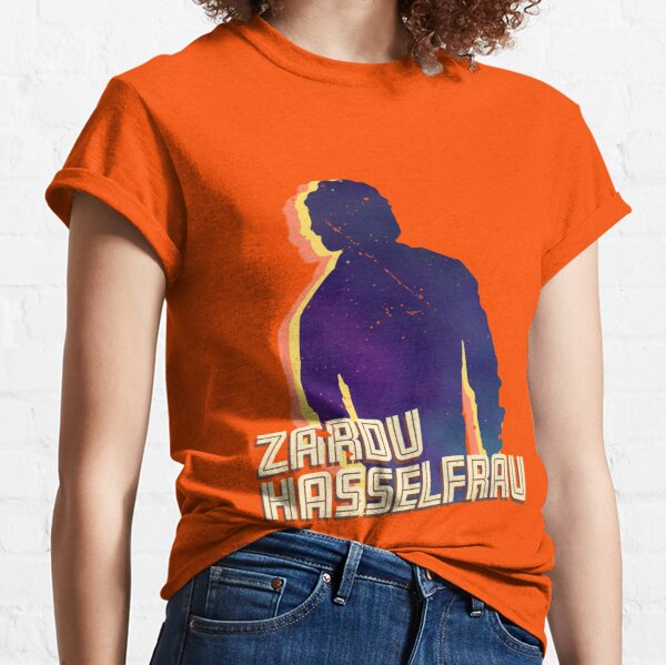 ZARDU HASSELFRAU! Classic T-Shirt