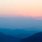 Sunrise in the Mountains of Nepal  by katevernaphoto