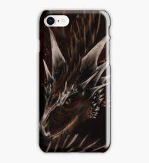 Draco dormiens nunquam titillandus iPhone Case/Skin