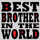 BEST BROTHER by Jean Gregory  Evans