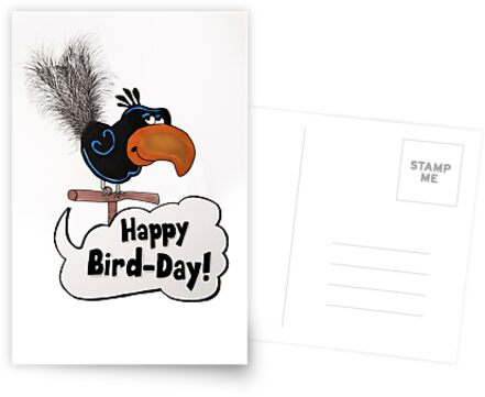 «Happy Bird-Day» de pickledbeets
