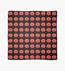 Large Red Poppy Scarf