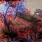 Redreaming Remnant Wild Apple  by WENDY BANDURSKI-MILLER