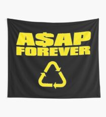 A$AP Forever New Single Wall Tapestry