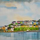 Brixham Harbour, Devon by FrancesArt