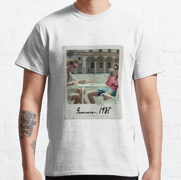 Llámame por tu nombre Polaroid # 2 Camiseta clásica