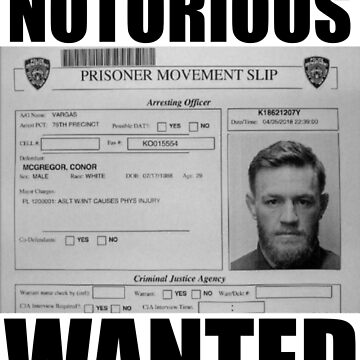 NOTORIOUS - MOST WANTED by fmcdesign