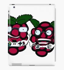 Raspberries iPad Case/Skin