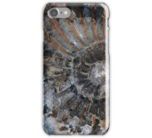 Ammonites iPhone Case/Skin