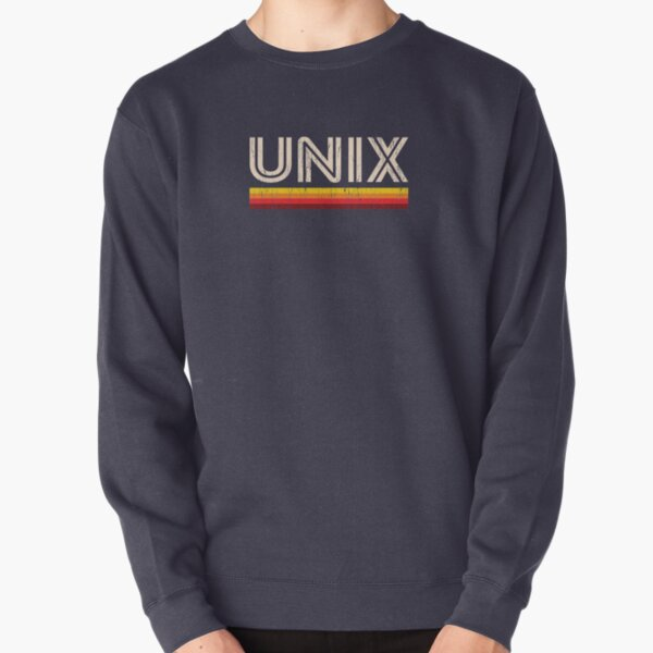 UNIX Pullover Sweatshirt